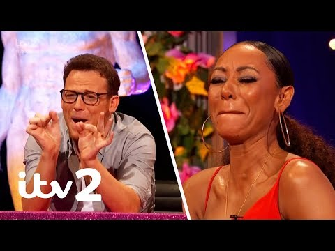 Mel B and Joe Swash Play 'Don't Show Keith Your Teeth'! | Celebrity Juice | ITV2