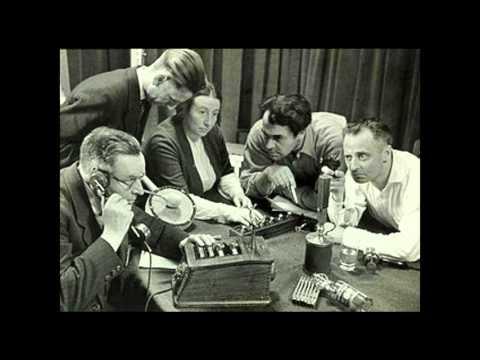 radio años 30