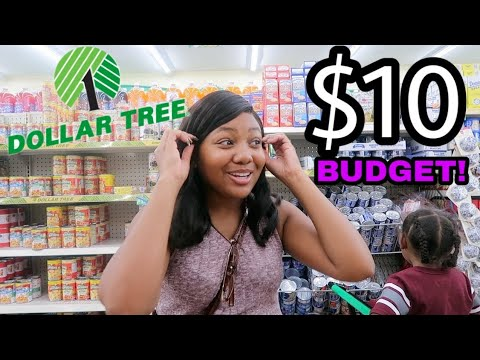 VLOG: $10 Pedicure Challenge! DOLLAR TREE SHOP WITH ME!