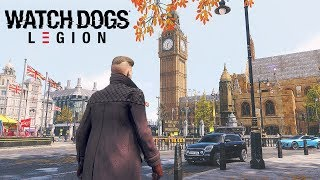 Watch Dogs Legion - ALPHA GAMEPLAY DEMO!