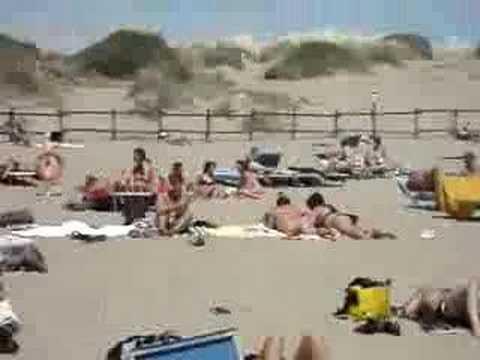Ютуб нудистский пляж видео вариант