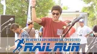 Download Mp3 Sheila On 7 Hibur Peserta Acara Rail Run Pt.kai