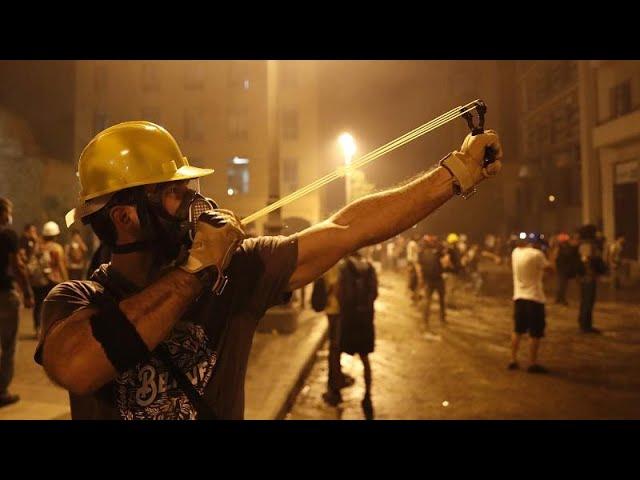 Правительство Ливана ушло в отставку на фоне протестов…