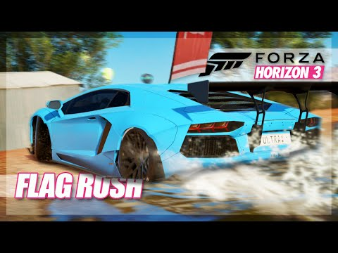 Get Forza Horizon 3 - Dominating in Flag Rush, Do Work, and More! Screenshots