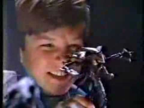 Aliens Action Figures Toy Commercial from 1993