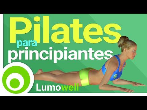 Ejercicios de pilates para adelgazar en casa