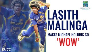 Lasith Malinga asks tough questions of New Zealand | CWC 07 | Bowlers Month