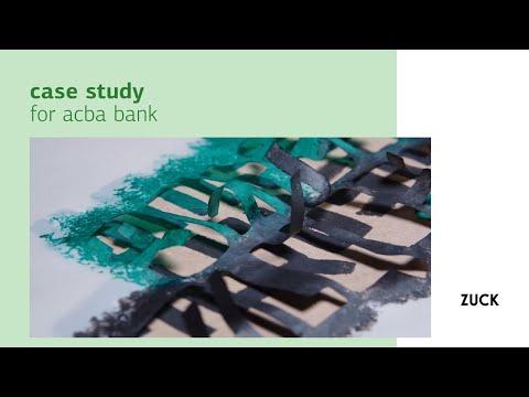 Zuck&Berg Ft. ACBA-Credit Agricole Bank [CASE STUDY] - CalenDARE Against Plastic
