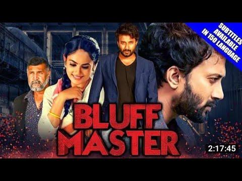 Download Bluff master (2020) new Relesead Hindi Dubbed full moovi /satyadev kancharana, Nandata swetha