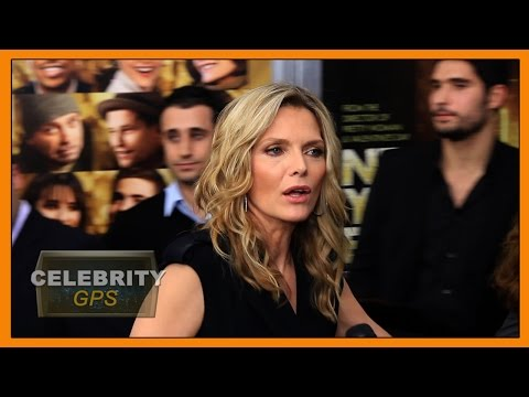 Michelle Pfeiffer reveals why she disappeared - Hollywood TV