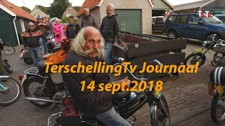 Terschelling TV Journaal 14 sept 2018