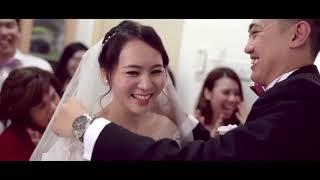 Lion & Koon Hee (Wedding day Cinematography)