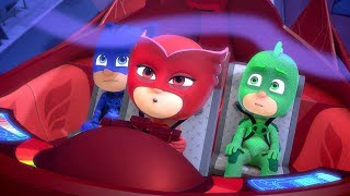 PJ Masks Deutsch Pyjamahelden Eulette die Meisterpilotin! | Cartoons für Kinder