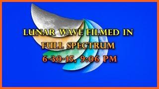 *NEW* LUNAR WAVE Filmed In Full Spectrum