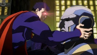 Superman vs Darkseid | Justice League: War