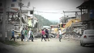 Aporte de utilidades para reactivar  las zonas afectadas por el terremoto