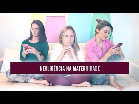 NEGLIGÊNCIA NA MATERNIDADE  TRIO Materno