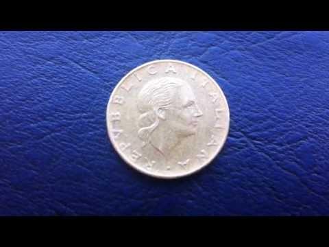 Coins : Italian 200 Lire 1978 R Coin
