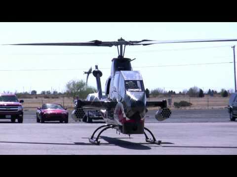 AH-1 Cobra Departure