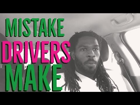 One Mistake I Made as A Lyft and Uber Driver!