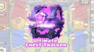 Clash Royale - Ultimate Chest Tracker v1.9.