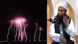 Allah Ki Wo Taqat Jiska Guman Bhi Nahi Kar Sakte - {Amazing} Short Bayan By Maulana Tariq Jameel
