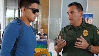 Border Patrol Career And Citizen's Academy Program, Yuma Sector, Awc, Yuma, Arizona