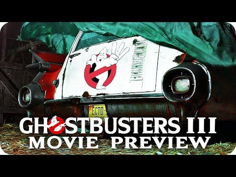 GHOSTBUSTERS 3 Movie Preview (2020) What to expect from Jason Reitman's Ghostbusters Sequel