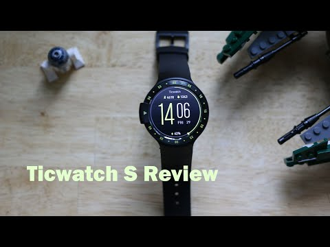 Ticwatch S Review - Best Value Android Wear Smartwatch?