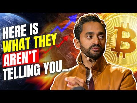 How Holding 1% Bitcoin Can Change Your Life!!!- Billionaire Chamath Palihapitiya