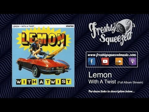 Vintage Remix - Lemon - With A Twist (Full Album Playlist)