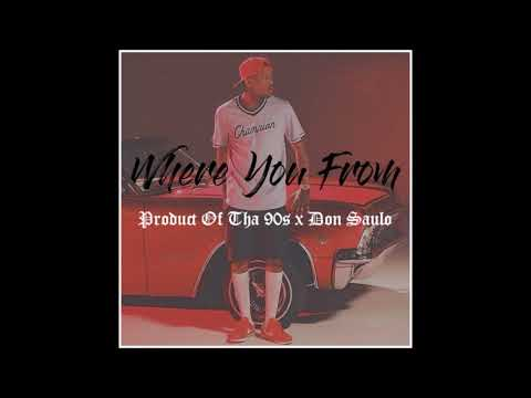 YG Type Beat - Where You From (Prod. Product Of Tha 90s x Don Saulo)