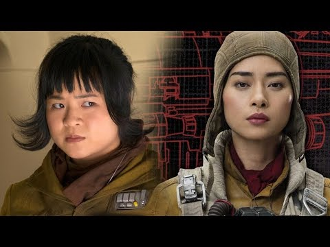Rose and Paige Tico – Everything You Need To Know (The Last Jedi)