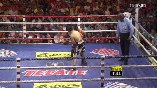 Donnie Nietes vs Carlos Velarde | Showtime HBO Boxing 2015