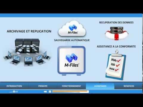 Présentation M-Files 2013 en Français