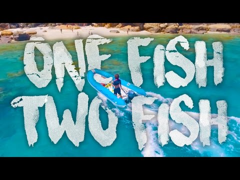 One Fish Two Fish // Extreme Adventures // Spring Break Party Tour