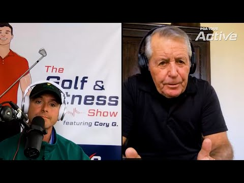 Gary Player | Ep. 1 | The Golf & Fitness Show with Cory G.