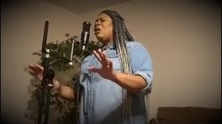 Maranda Curtis In Worship | Worship Watch Live From Home