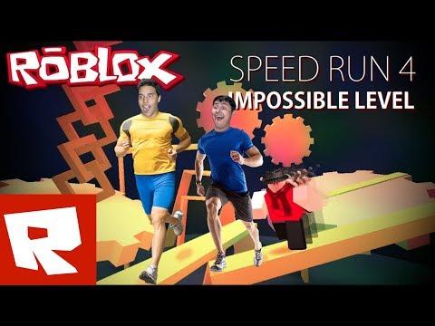 We Broke The Game! (Roblox Speedrun PT.2)