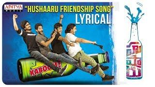 Download Lagu Hushaaru Friendship Song Lyrical || Hushaaru Songs || Sree Harsha Konuganti || Sunny M.R. MP3