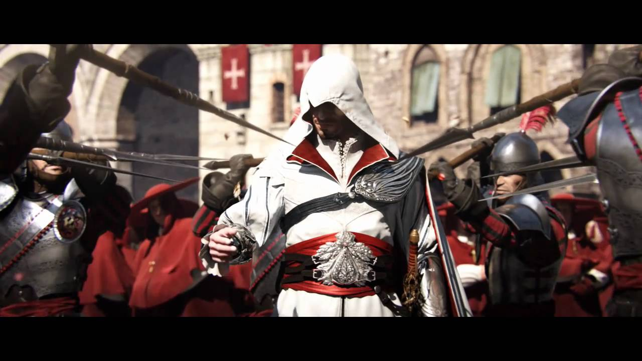 Assassins Creed 2 Hd Wallpapers Assassin S Creed Brotherhood Cinematic By Digic Pictures