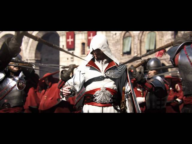 Assassin's Creed Brotherhood cinematic by DIGIC Pictures, 2010