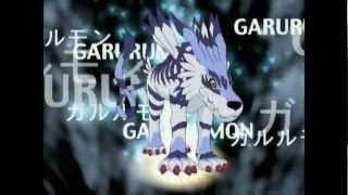 Digimon - Wir werden Sieger sein [High Quality] [Music Video]