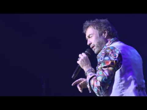 """""""Burnin' Sky"""" Paul Rodgers live at Hendon Rocks 2015 with Band-X and Friends"""