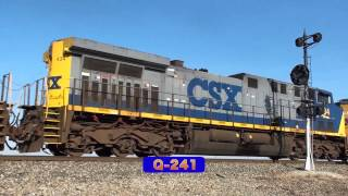 NW Ohio Rails volume-2 (NS & CSX in the Buckeye State)