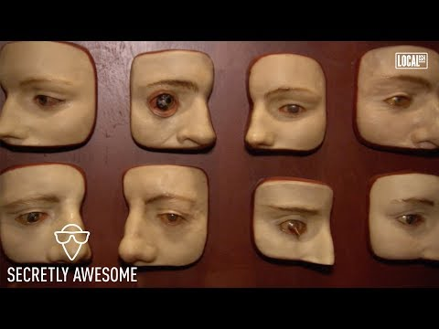 Mutter Museum Has Einstein's Brain Plus Other Creepy Exhibits | Secretly Awesome