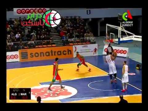 [AfroBasket2015] Algerie VS Morocco - Full Game 08/01/2015 (مباراة كاملة)