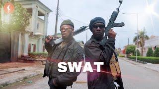 Joining The New Nigeria SWAT Team (Broda Shaggi Comedy)