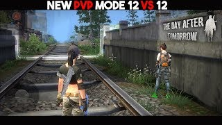 NEW PVP MODE 12 VS 12 The Day After Tomorrow Walkthrough Android / iOS