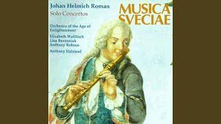 Flute Concerto in G Major, BeRI 54: I. Allegro non troppo